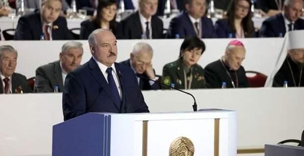 Лукашенко назвал Белоруссию последней суверенной страной Европы