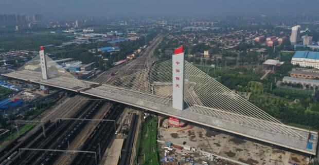 750 Метров Дороги в Час - Почему Китай Строит за Неделю то, Что Мы за Год?