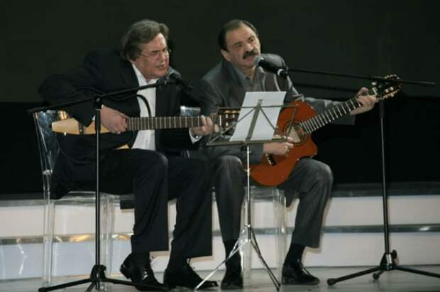 Илья Олейников и Юрий Стоянов | Фото: aif.ru