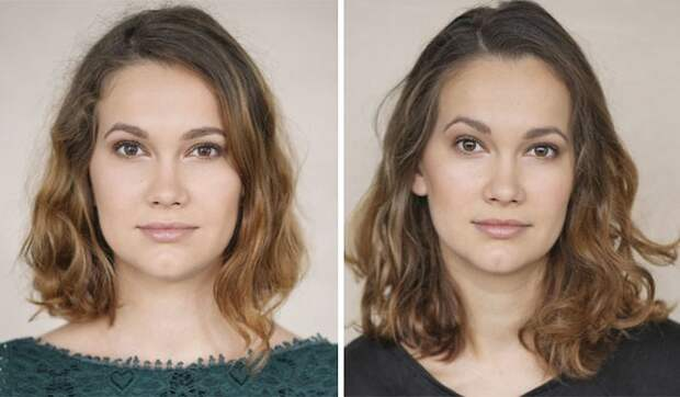 Женщина до и после Материнства. Уникальный фото-проект