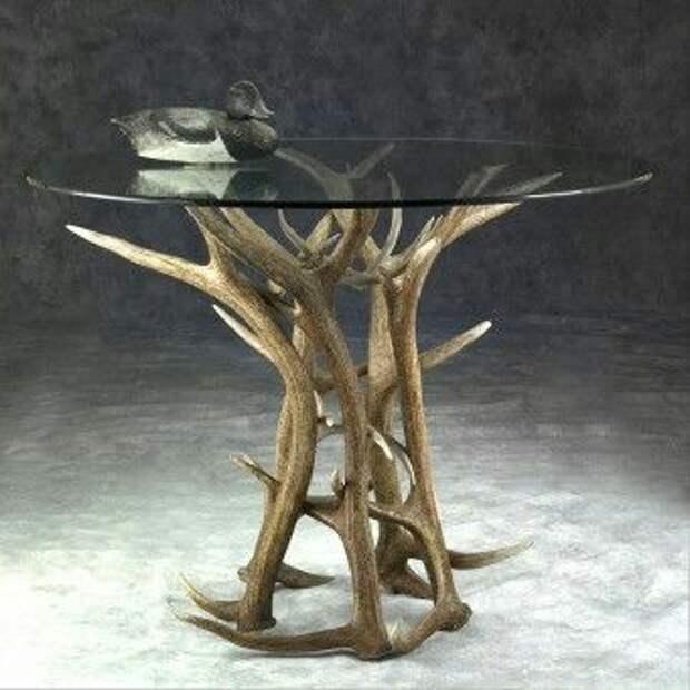 Рогатая мебель (трафик)