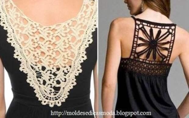 Идеи переделок одежды