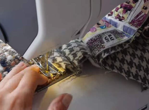 Идея разумного потребления остатков ткани: восхитительная вещь, которая прослужит вам верой и правдой не один год