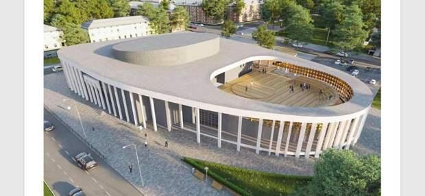Бывшее здание театра Короленко в Ижевске списали в утиль