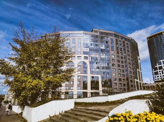 Жителей Ижевска попросили оценить архитектуру города