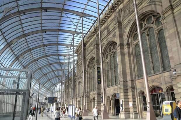7 вокзалов, на которых не жалко прождать поезда несколько часов