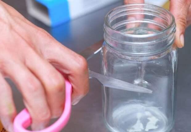 Принцип использования стекла такой же, как и иголки / Фото: cs11.livemaster.ru