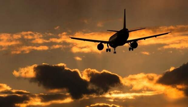 Крушение пассажирского самолёта