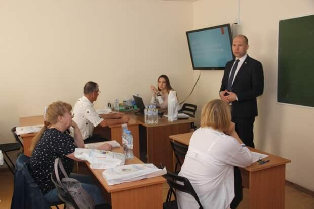 Совещание по оргработе провел профактив Новосибирской организации профсоюза госучреждений