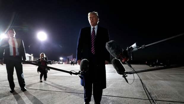 Трамп призвал срочно рассмотреть в Сенате вопрос о судье ВС