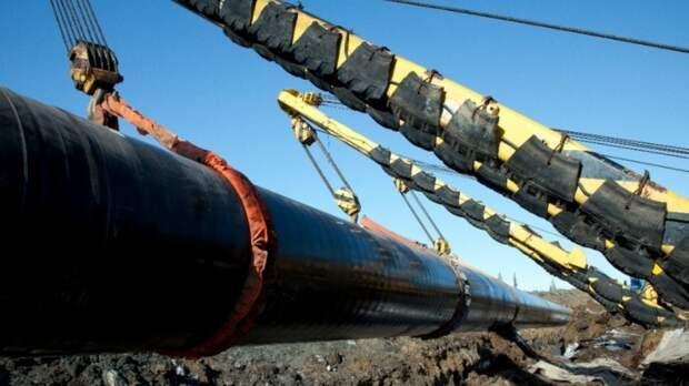 Резкий рост цен голландского газа пагубно скажется на Украине