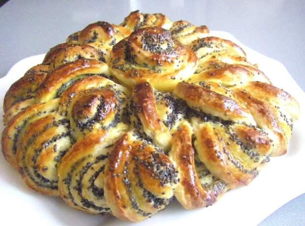 Пирог «Бабушкина салфетка»