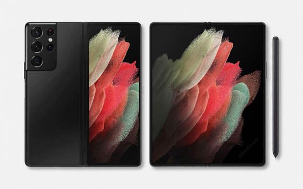 Samsung уже начала массовое производство Galaxy Z Fold 3 и Z Flip 3