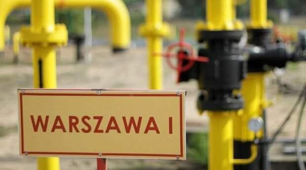 Polska gas