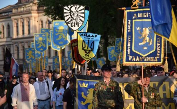 Последний бой украинских «неэсэсовцев» за Гитлера