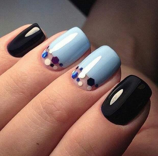 Интересные пальчики
