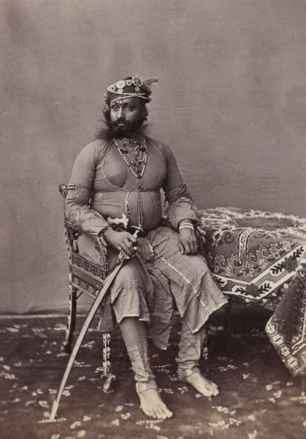 Albom fotografii indiiskih vzgliadov liudei 11