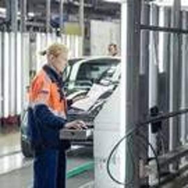 Aurus запустил линию сварки кузовов на «Соллерс-Форд» в Елабуге