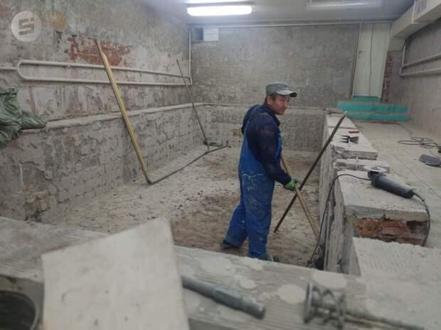 У детского сада №171 в Ижевске к концу лета появится новый бассейн