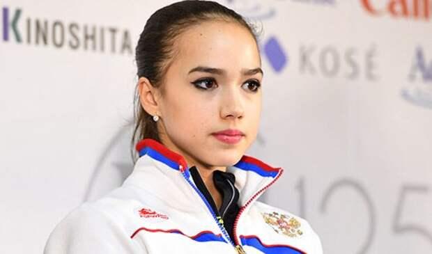 Юная российская фигуристка установила мировой рекорд на Олимпийских Играх (видео)