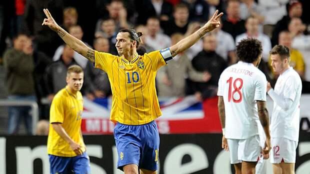 «Возвращение бога». Ибрагимович — о вызове в сборную Швеции