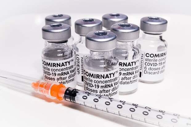 Данные показывают неуклонное снижение со временем уровня защиты вакцины Pfizer