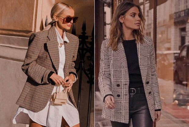 Принт в клетку: как и с чем носить, чтобы выглядеть стильно