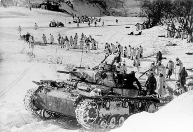 Побеждали ли немцы Красную Армию после Сталинграда?