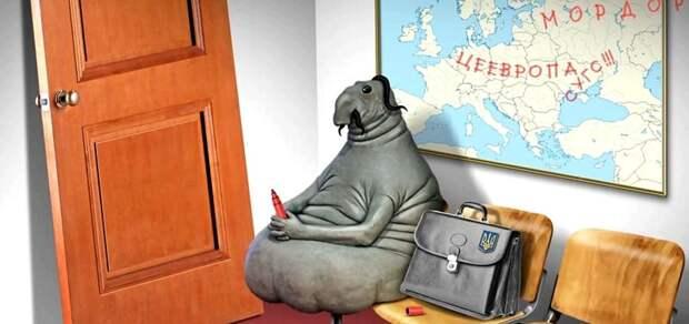 Прозрение украинских СМИ: страны нет в НАТО из-за глупости власти русофобов