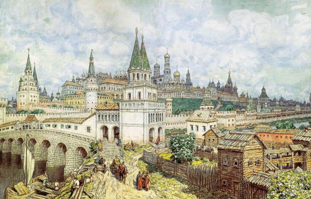 10 утраченных архитектурных чудес Москвы (ФОТО)