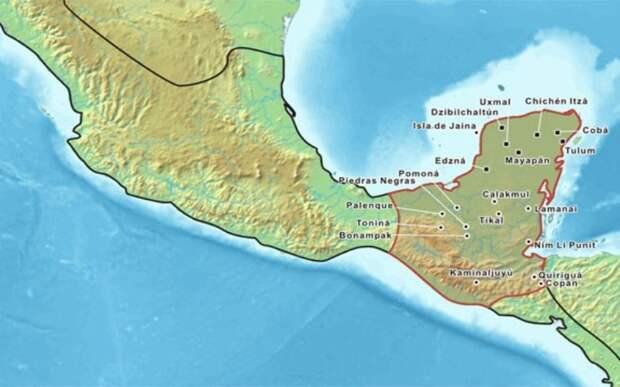 Майя: самая странная народность древности