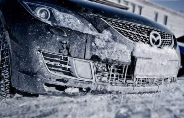 Как подготовить машину к зиме.