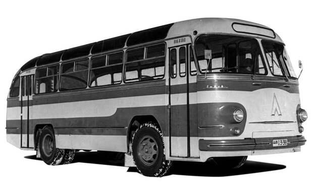 Автобус нашей юности: его особый звук