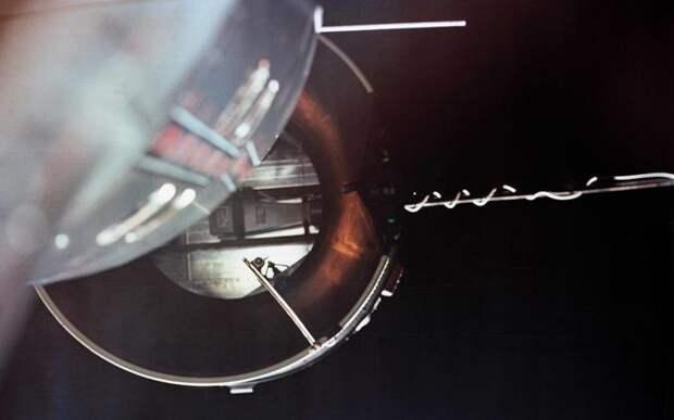 54 года назад состоялась первая стыковка в ручном режиме