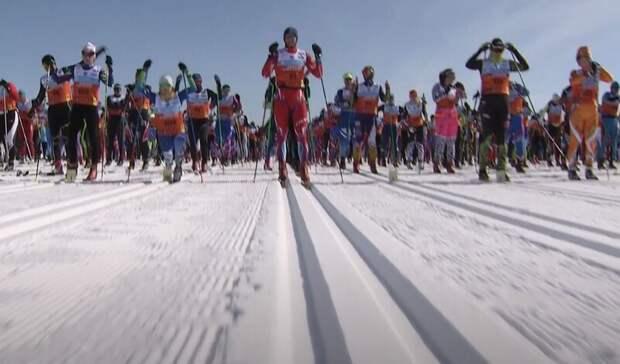 Участниками Югорского лыжного марафона захотели стать 2800 человек