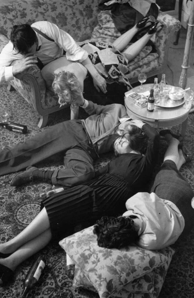 Большинство людей в состоянии алкогольного опьянения не воспринимают оптические иллюзии