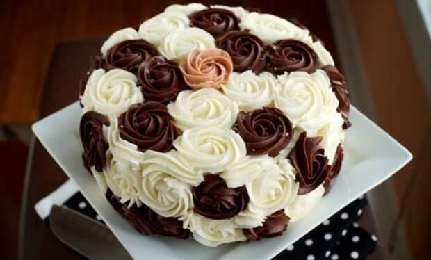 Крем для украшения торта