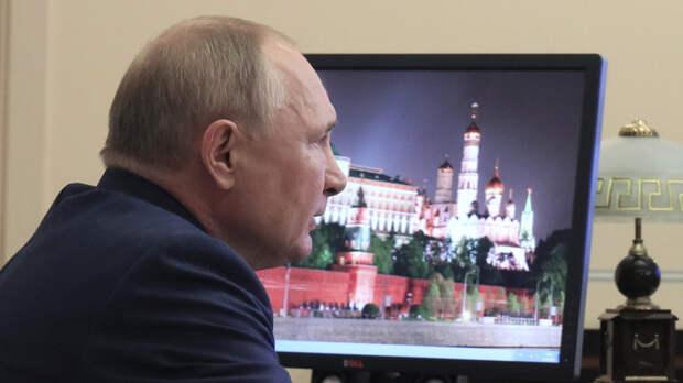 Путин 28 октября проведёт совещание с членами Совбеза России