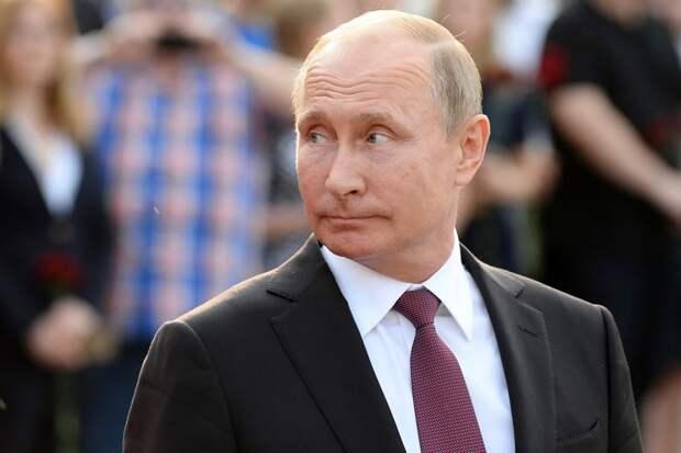 Несокрушимая сила Путина