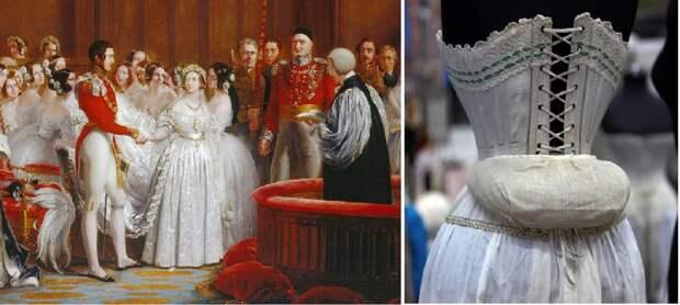 Что нового и необычного привнесла в свадебную моду королева Виктория