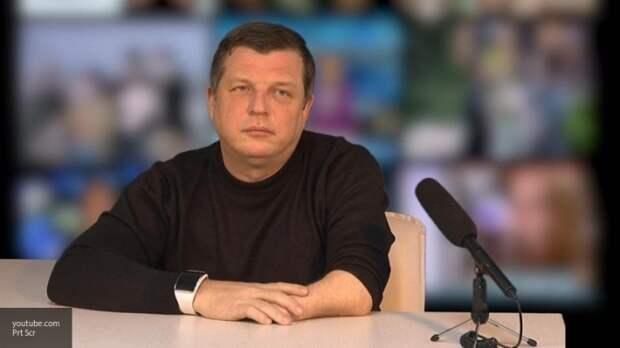 Алексей Журавко:  Украина достигла дна, идет оскотинение общества