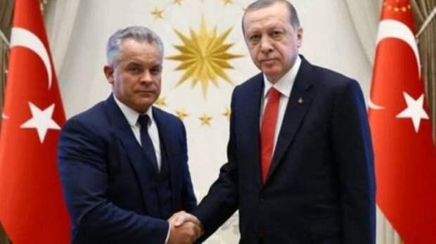 Турция приютила находящегося врозыске молдавского олигарха