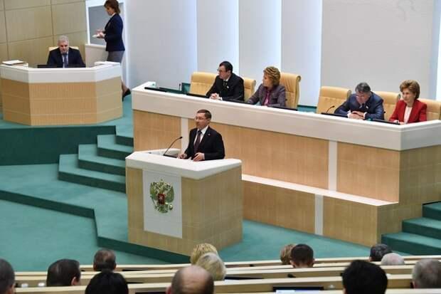 Совет Федерации одобрил введение налога для самозанятых