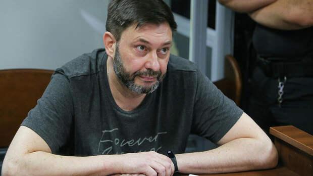 Захарова прокомментировала освобождение Вышинского из-под стражи