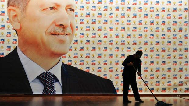 Тюркское НАТО у наших границ. Эрдоган перешёл в наступление на Россию