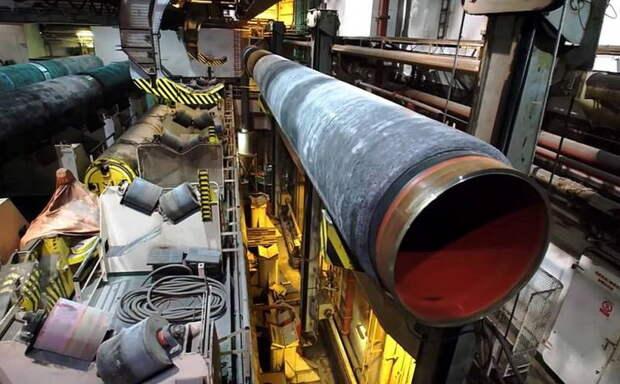 Газовый рэкет: ЕС хочет отобрать у России 50% «Северного потока-2»