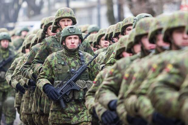 Военным Литвы при охране границы с Белоруссией разрешили применять оружие