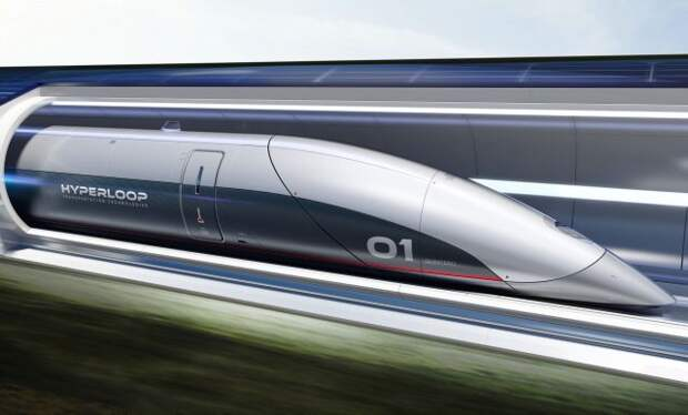 HTT выбрала страну, где построит первую в мире линию Hyperloop
