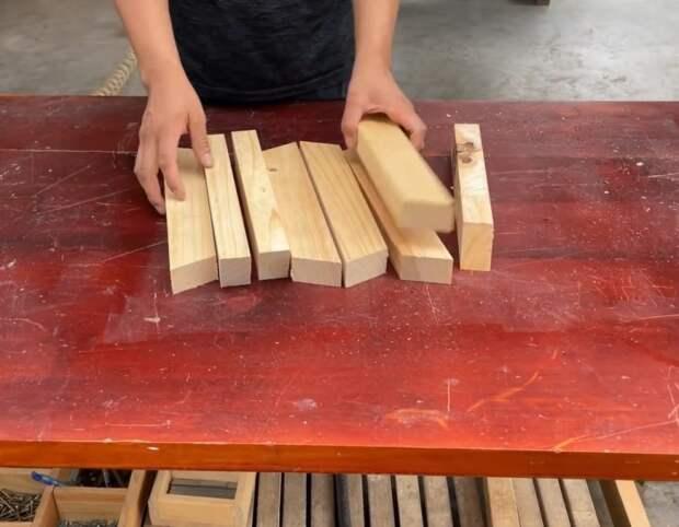 Брус, пень и умелые руки, или Как сделать самостоятельно кофейный столик