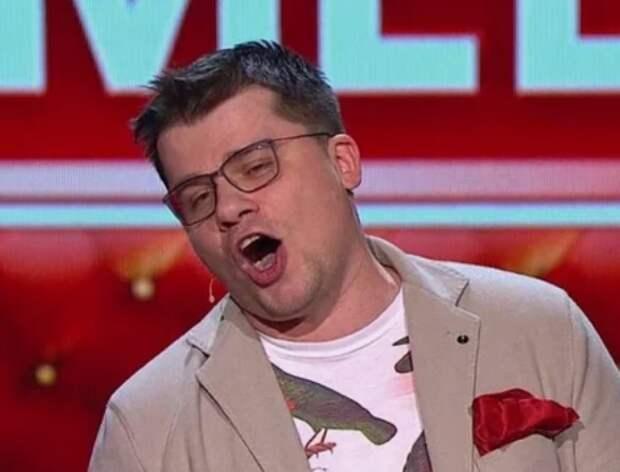 Гарик Харламов высмеял Соловьёва в эфире Comedy Club (видео)